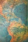 różny kuli ziemskiej ilustraci wektor przeglądać świat Zdjęcia Stock