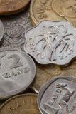 Różny pieniądze od Południowa Afryka Zdjęcie Royalty Free
