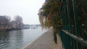Różny widok Paryż Bardzo ładny Zdjęcie Royalty Free