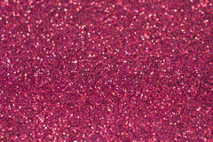 Różowa błyskotliwości tła tekstura zdjęcie stock