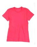 różowa koszula Obrazy Stock