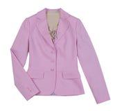 Różowa kurtka zdjęcia royalty free