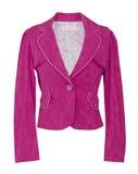 Różowa kurtka fotografia stock
