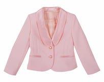Różowa kurtka zdjęcie royalty free