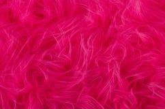 Różowa pluszowa tkanina zdjęcia stock