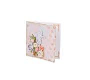 Różowa pocztówka Obraz Stock