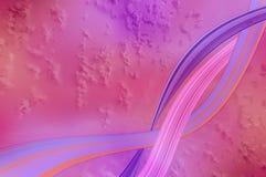 Różowa, Purpurowa Abstrakcjonistyczna tapeta/ zdjęcia royalty free