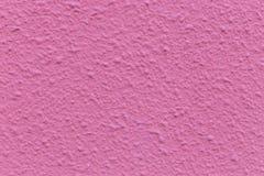 różowa tekstury ściany Zdjęcia Royalty Free