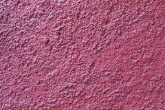 różowa tekstury ściany Fotografia Stock