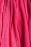 Różowa tkanina Obraz Stock