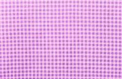 Różowa tkanina textured tło Obrazy Royalty Free