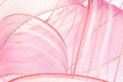 różowa wstążka obrazy stock
