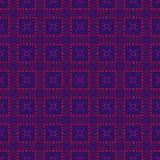 Różowe diamentu wzoru błękitnego kędzioru krzywy grafika wektorowe Zdjęcia Royalty Free