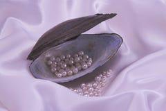 różowe perły Obrazy Royalty Free