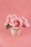 różowe róże Zdjęcia Royalty Free