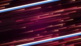 Różowej żółtej lampas linii zabawy nowożytnej ogólnospołecznej medialnej retro dyskoteki neonowy przyszłościowy tło Ideał dla błę zbiory