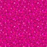 Różowej błyskotliwości bezszwowy wzór Obraz Stock