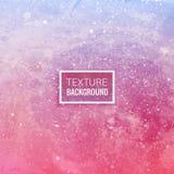 różowej tekstury tła ściany projekta wektorowa ilustracja Zdjęcie Royalty Free