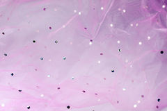 Różowej tkaniny tła sukienna tekstura fotografia stock