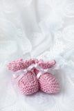 Różowi dziecko łupy Fotografia Royalty Free