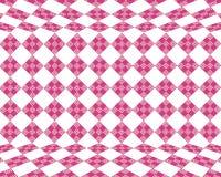 Różowy abstrakcjonistyczny kształta tło Obrazy Royalty Free