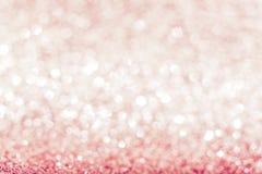 Różowy abstrakcjonistyczny tło zdjęcie stock