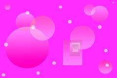 różowy abstrakcyjnych tło Obraz Royalty Free