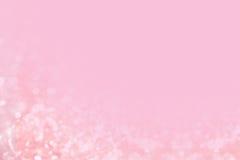 Różowy backgrond Fotografia Stock