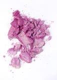 Różowy eyeshadow Zdjęcia Stock