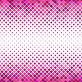 Różowy horyzontalny kwadrata wzoru tło ilustracja wektor