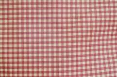 różowy i biały siatki tkaniny torby tło Obraz Royalty Free
