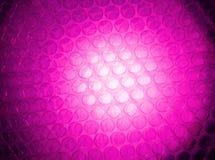 różowy i biały tło od menchii zaświeca za transluc Obrazy Stock