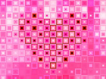 Różowy jeleń zdjęcia stock