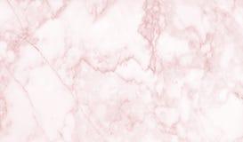 Różowy marmurowy tekstury tło, abstrakt marmurowa tekstura obrazy stock