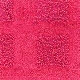 różowy materiał Fotografia Stock