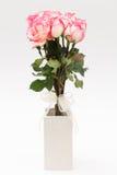Różowy Nicole wzrastał Obraz Stock