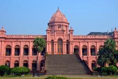 Różowy pałac Zdjęcie Royalty Free