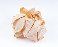 Różowy papier Fotografia Royalty Free