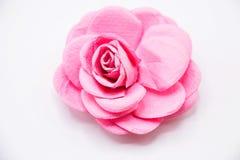 Różowy papier Wzrastał Obrazy Royalty Free