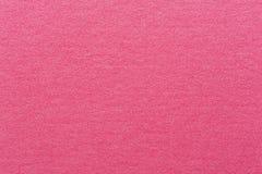 Różowy papier z błyskotliwością Zdjęcie Stock