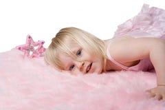 różowy princess zdjęcia stock