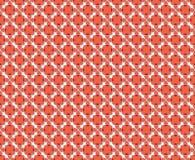 Różowy siatka wzór Zdjęcia Stock