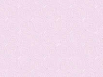 różowy tła światła Obraz Royalty Free