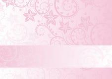 Różowy tło Obraz Royalty Free