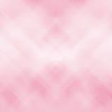 Różowy tło z zamazanym trójbokiem lub wędkować liniami białym i różowym Obrazy Stock