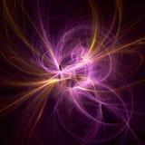 różowy wiązki taniec Zdjęcia Royalty Free