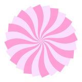różowy zawijas ilustracji