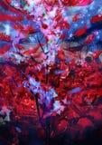 róży czerwień - Akcyjny wizerunek Zdjęcia Stock