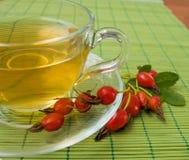 różana biodro herbata Zdjęcia Royalty Free