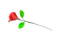 różana papier tkanka Zdjęcia Stock